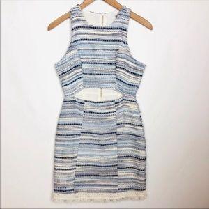 Lovers + Friends Dresses - Lovers + Friends Crossroads Dress Blue